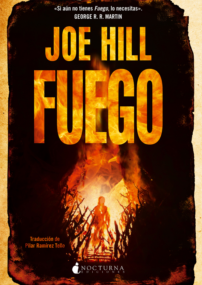Fuego - Joe Hill 107