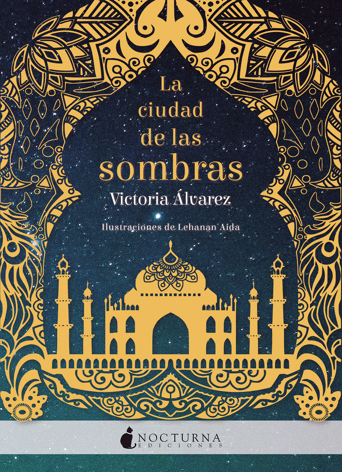 La ciudad de las sombras - Nocturna Ediciones