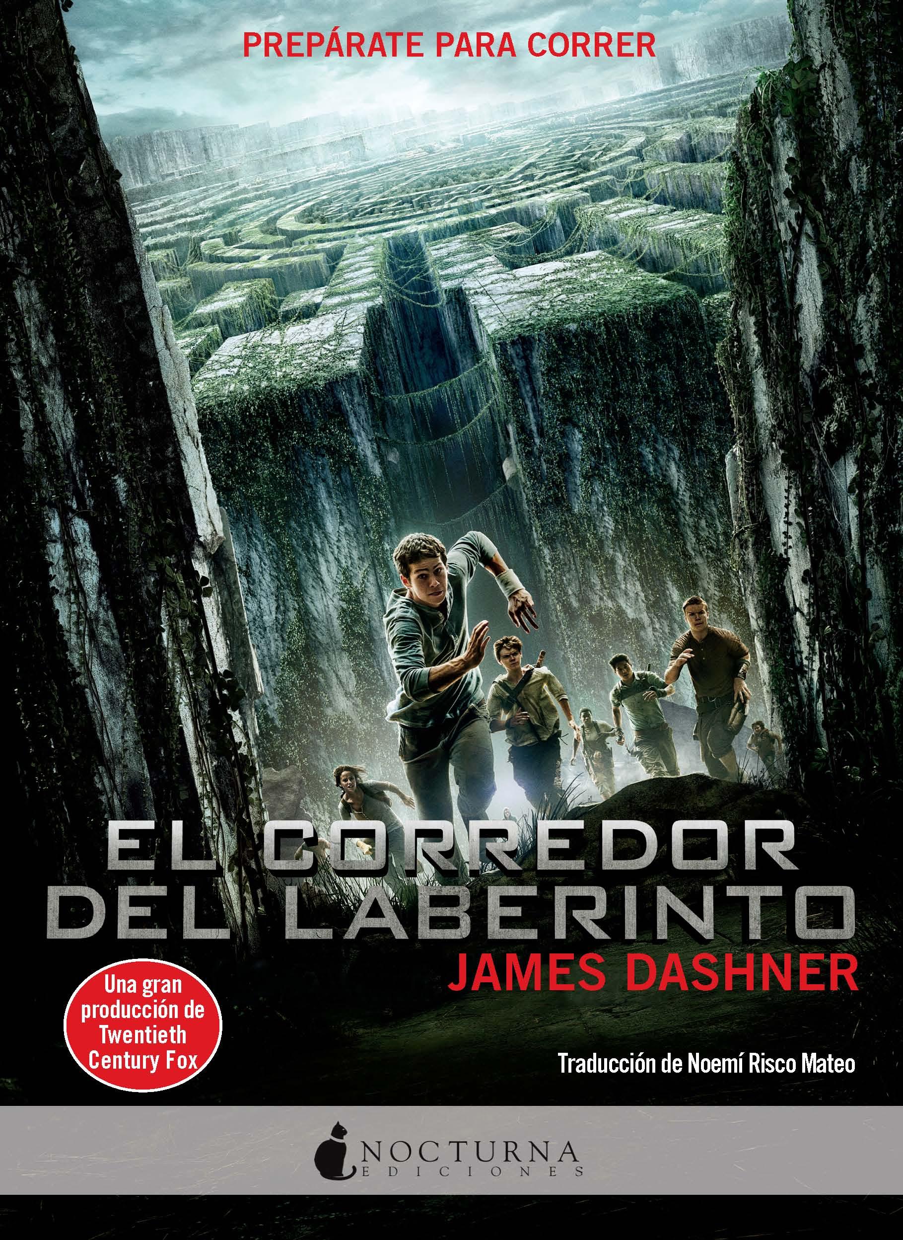El corredor del laberinto - Nocturna Ediciones