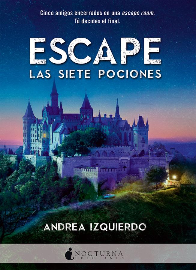 Escape: Las siete pociones