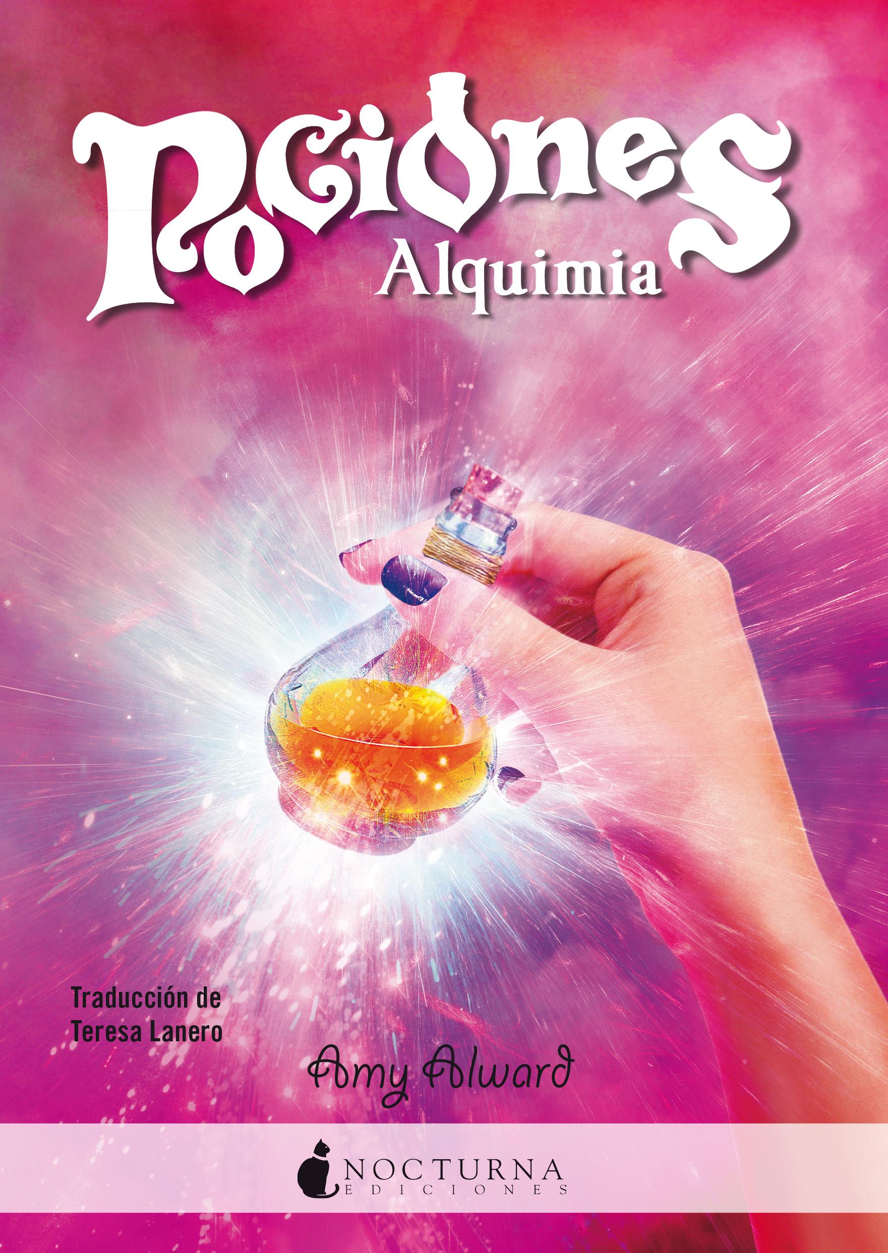 Resultado de imagen de Alquimia (Pociones III), Amy Alward Nocturna