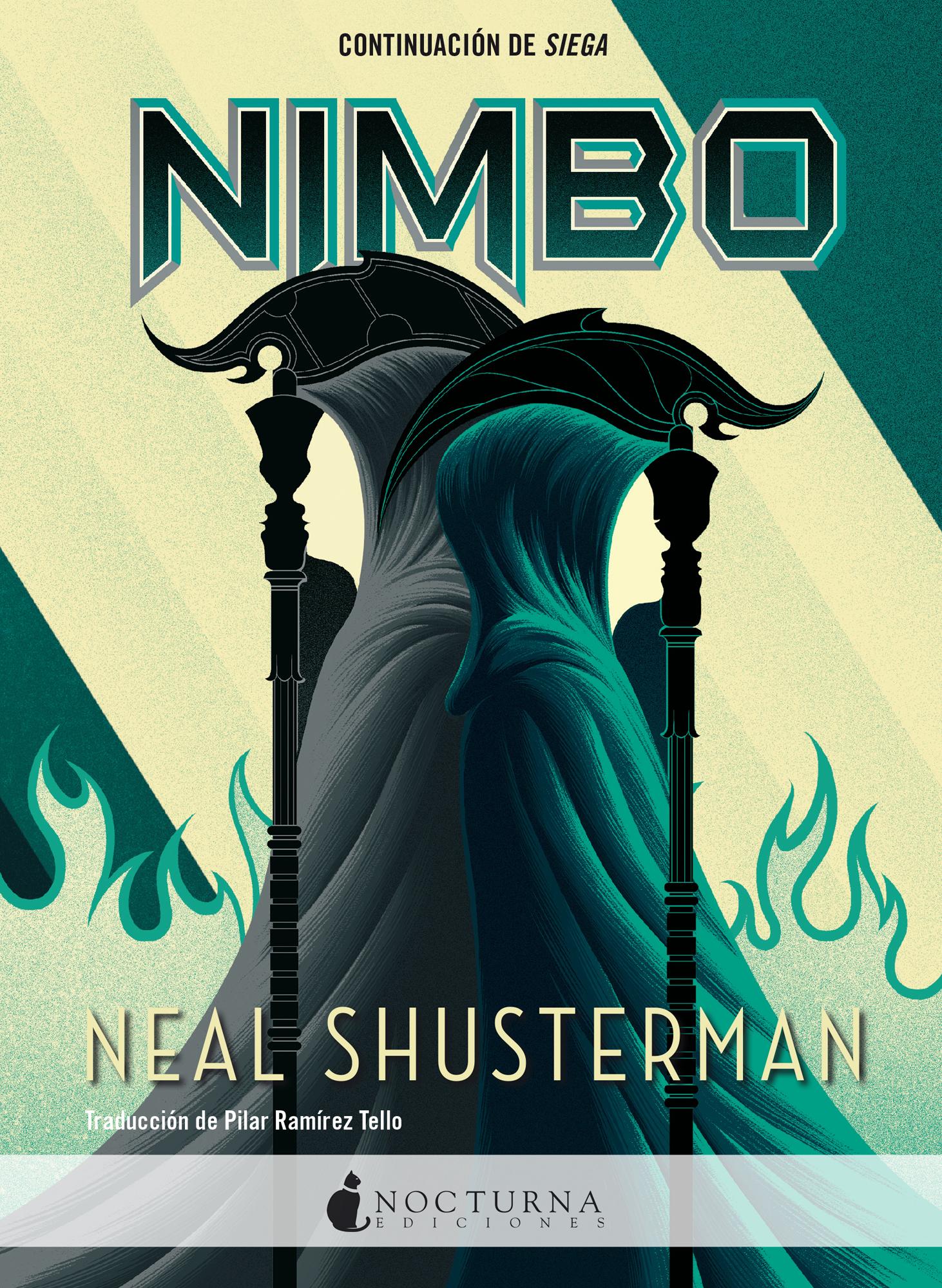 Resultado de imagen de Nimbo (El arco de la guadaña II) Neal Shusterman