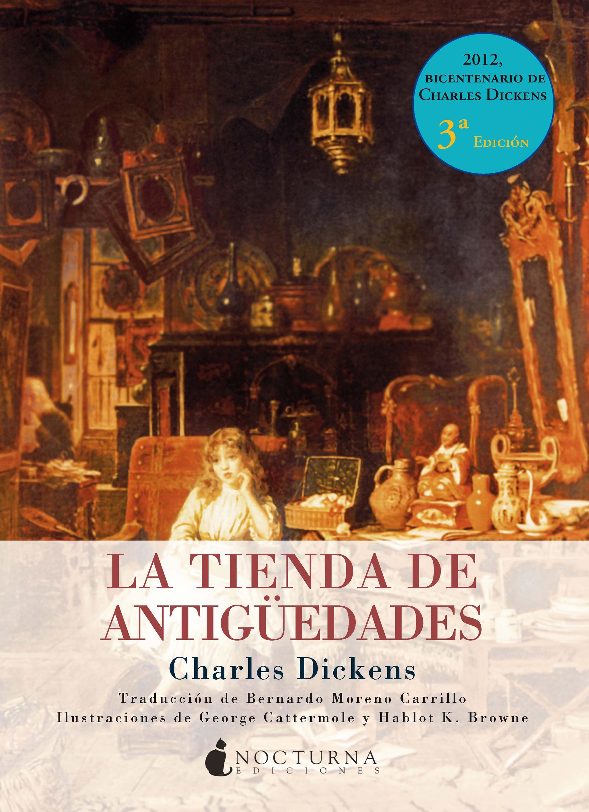 La tienda de antigüedades - Nocturna Ediciones