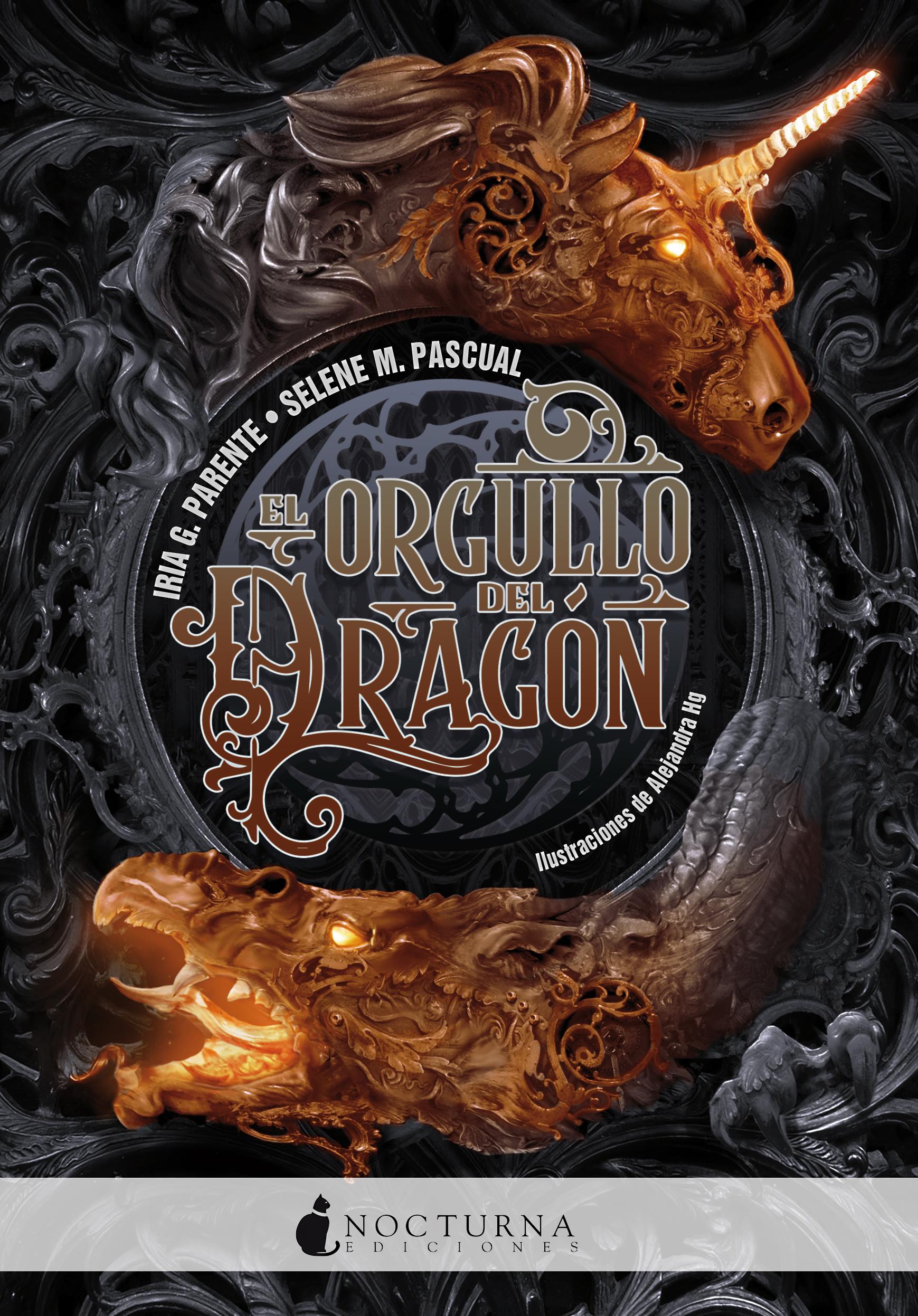 Resultado de imagen de portada el orgullo del dragón iria
