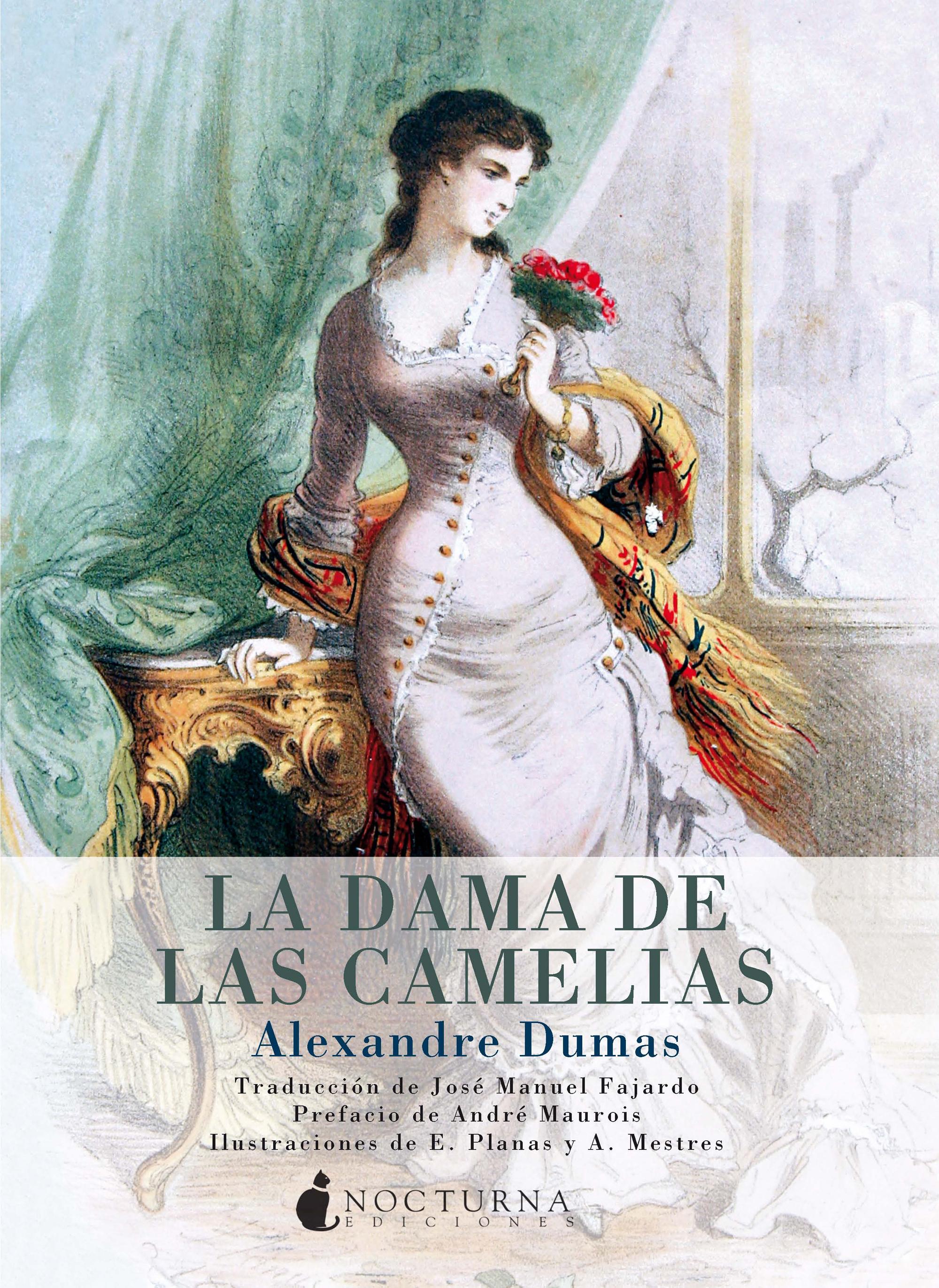 La dama de las camelias - Nocturna Ediciones