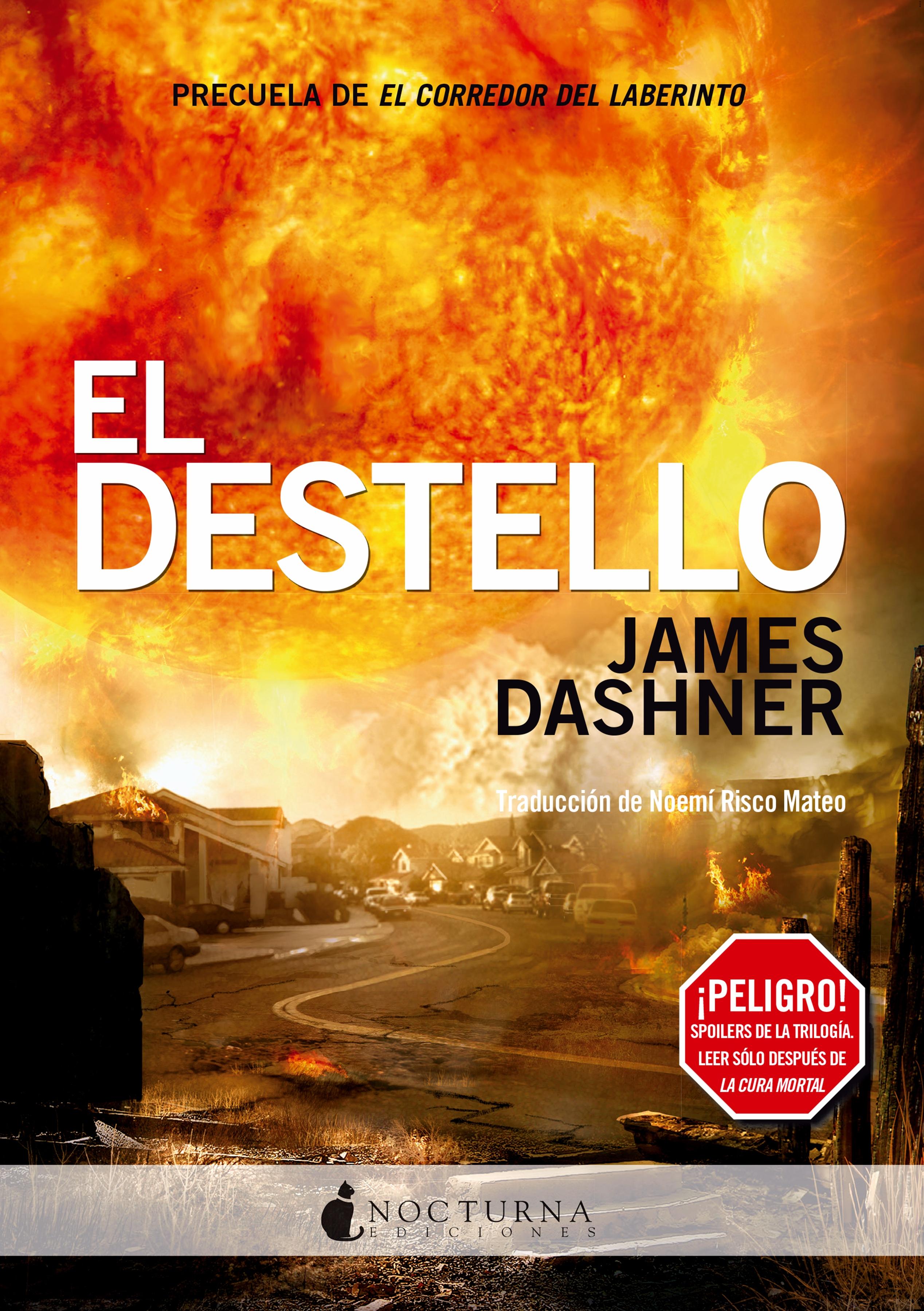 El Destello - Nocturna Ediciones