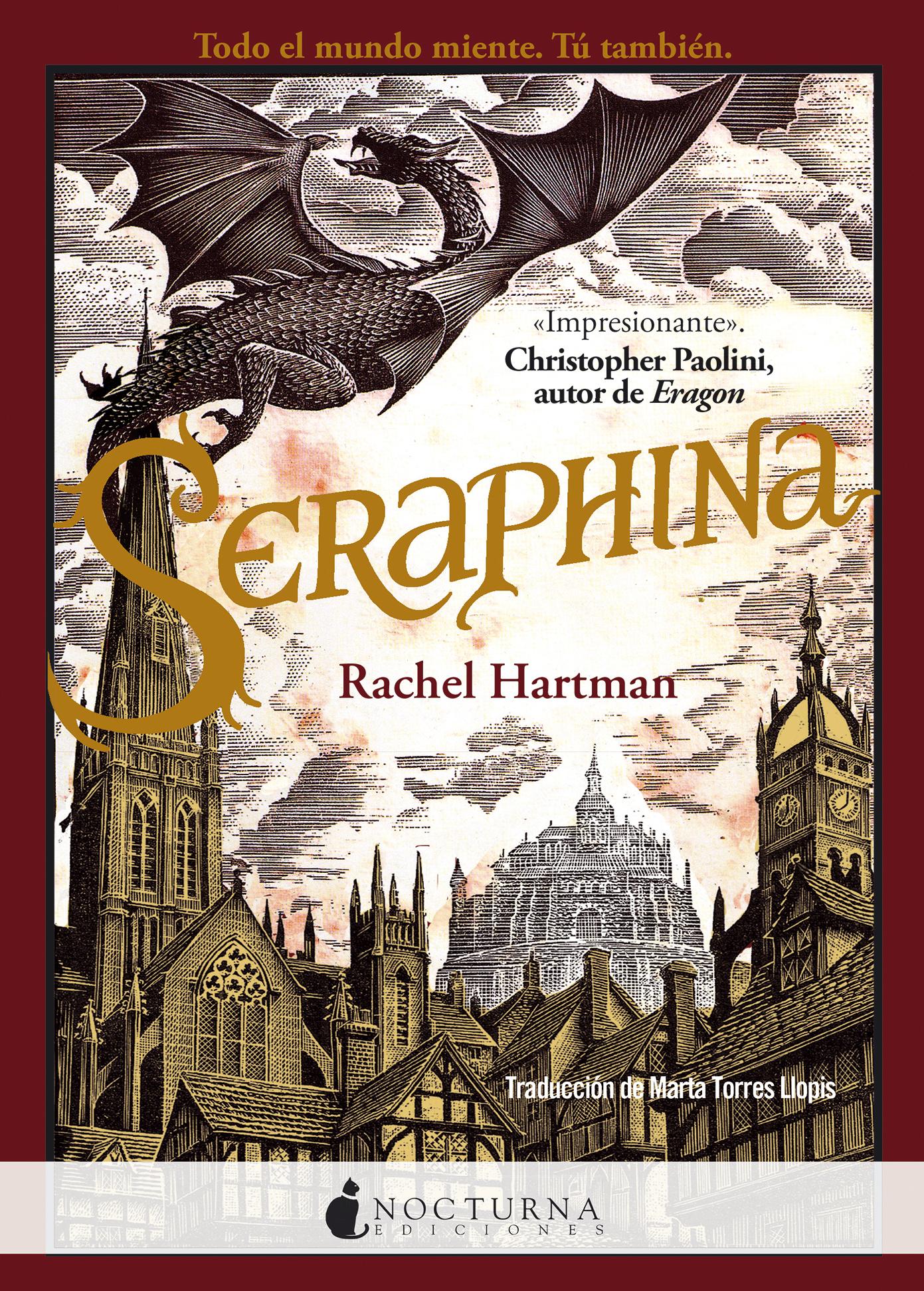 Resultado de imagen de seraphina libro