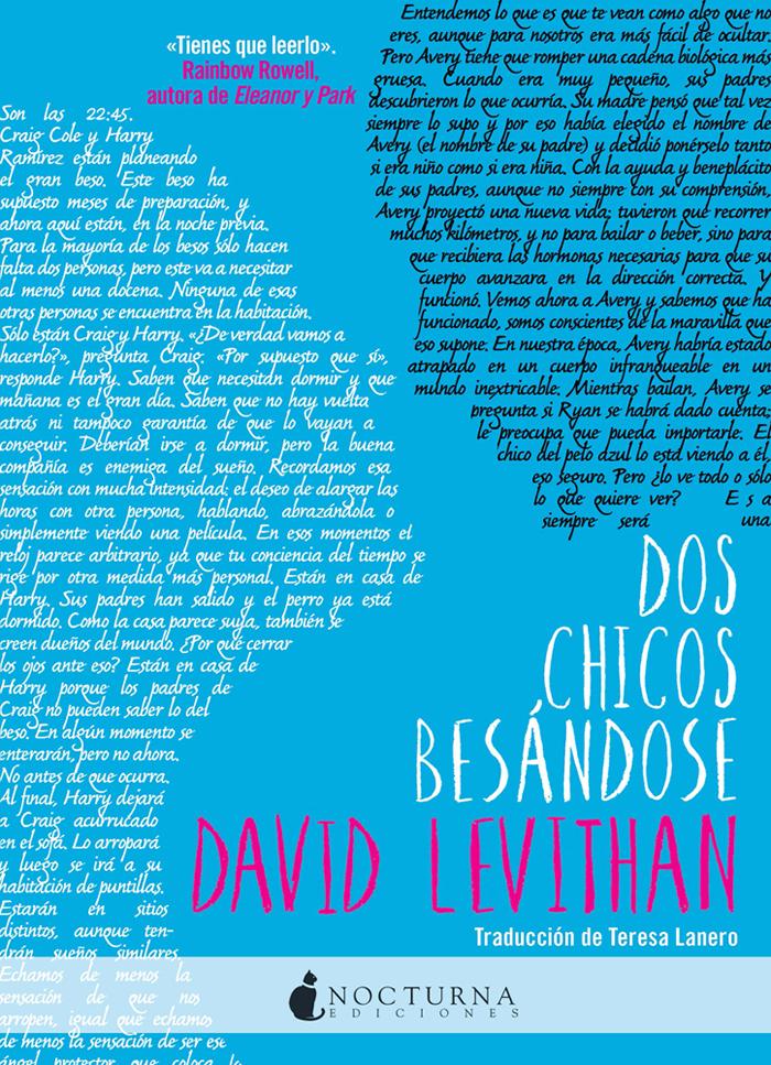 Resultado de imagen de DOS CHICOS BESANDOSE LIBRO