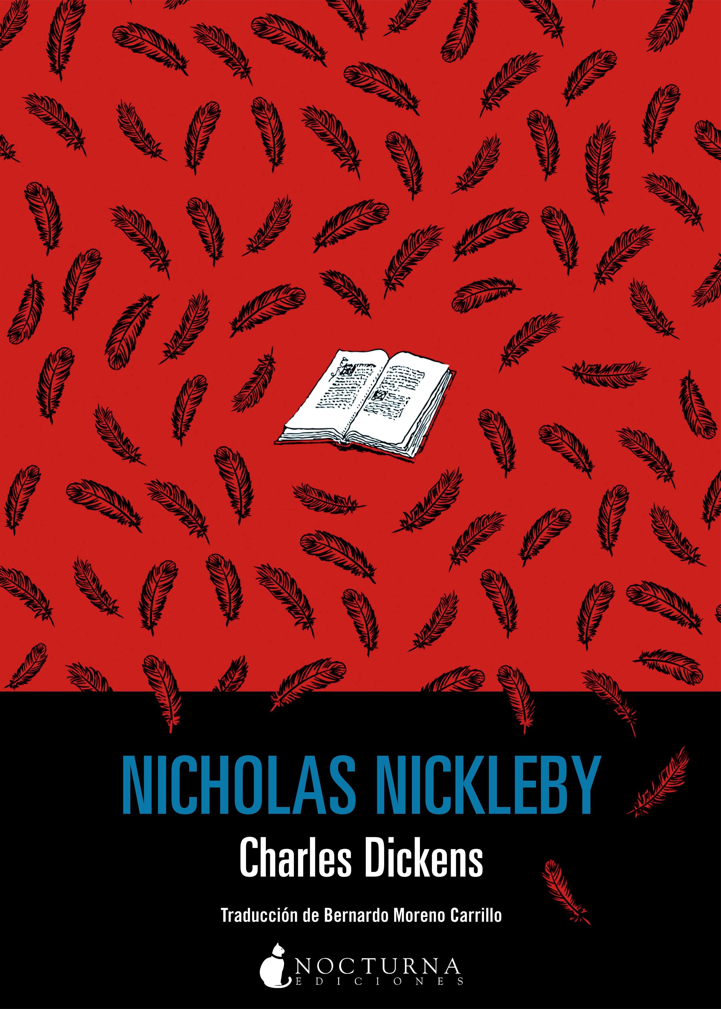 Resultado de imagen de Nicholas Nickleby, Charles Dickens nocturna