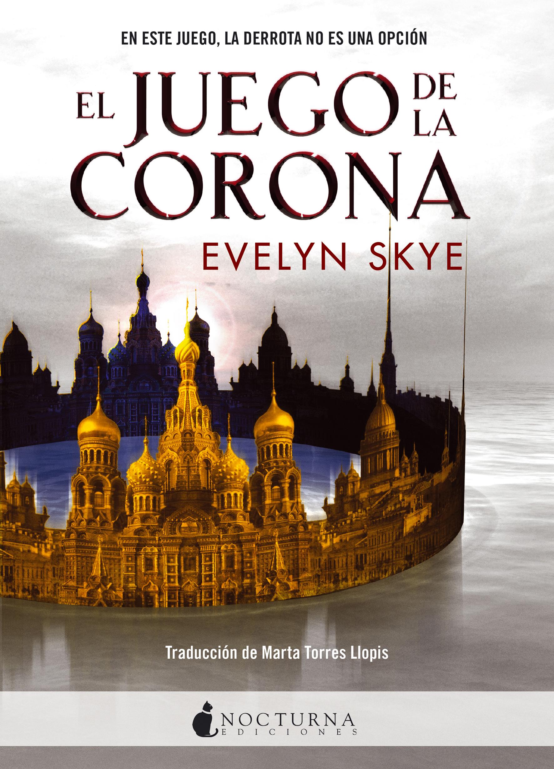 Resultado de imagen de portada el juego de la corona