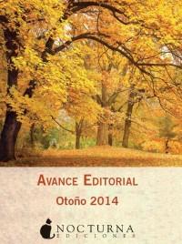 Avance editorial: Otoño 2014   Vacaciones