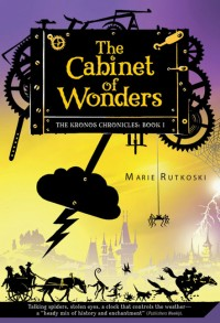 PRÓXIMAMENTE: The Cabinet of Wonders (Marie Rutkoski)